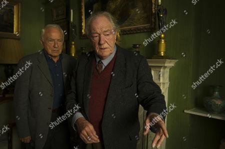 Paul Freeman as John Pearson and Michael Gambon as Older Burke