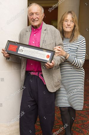 Lord Richard Rogers and Lady Ruth Rogers