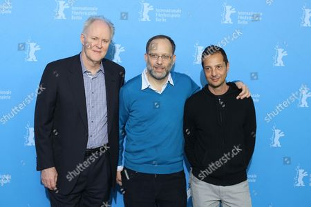 John Lithgow, Ira Sachs and Mauricio Zacharias
