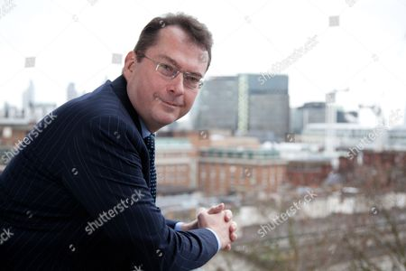Editorial image of Nicholas Lavender at BAR Council in Holborn, London, Britain - 06 Feb 2014