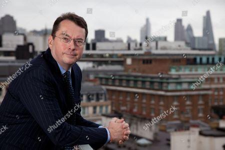 Stock Photo of Nicholas Lavender