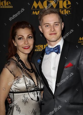 Guest and Lucas Grabeel