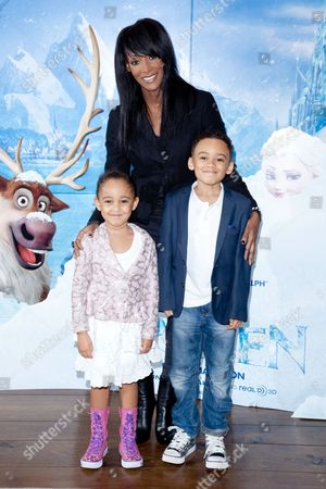 Editorial photo of 'Frozen' Sing-Along film screening, London, Britain - 08 Feb 2014