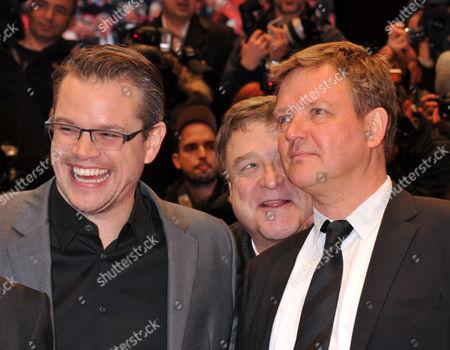 Matt Damon, John Goodman, Justus von Dohnanyi