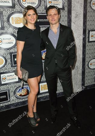 Tony Goldwyn, Anna Musky-Goldwyn