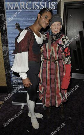Fernando Montano & Dame Vivienne Westwood