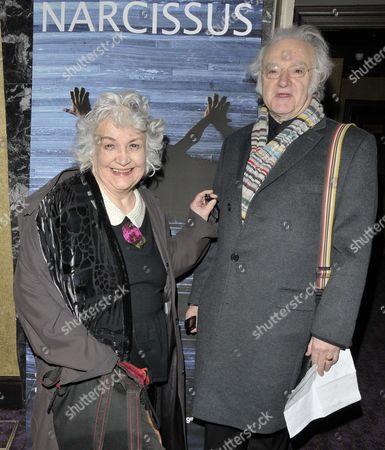 Jean Boht & Carl Davis