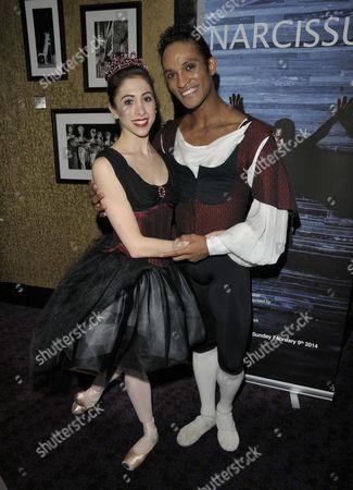 Yasmine Naghdi & Fernando Montano