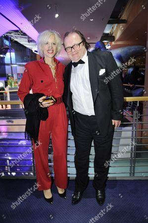Katja Eichinger and Stefan Arndt