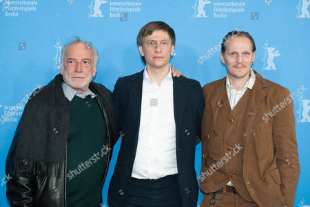Stock Picture of Andre Wilms, Benjamin Heisenberg and Georg Friedrich