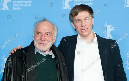 Stock Photo of Andre Wilms and Benjamin Heisenberg