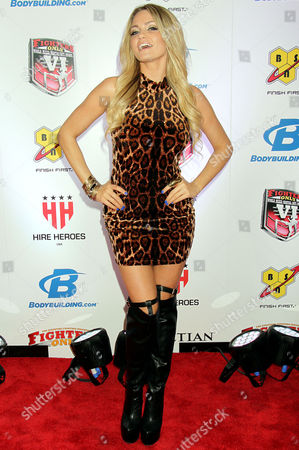 Editorial photo of 6th Annual 'Fighters Only' Mixed Martial Arts Awards, Las Vegas, America - 07 Feb 2014