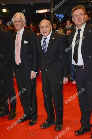 Robert Edsel, Harry Ettlinger and Justus von Dohnanyi