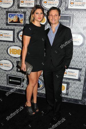 Anna Musky-Goldwyn, Tony Goldwyn