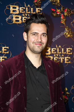 Editorial image of 'Beauty and The Beast' world film premiere, Paris, France - 09 Feb 2014