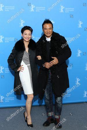 Simon Yam and Kara Hui