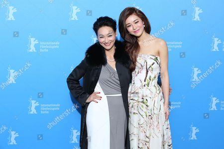 Kara Hui and Janice Man