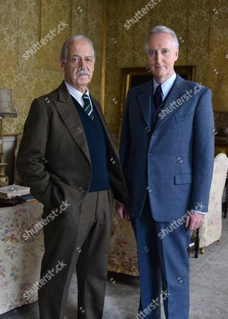 John Standing and Hugh Fraser