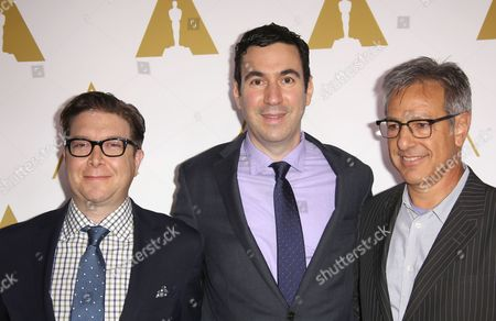 Editorial picture of 86th Annual Academy Awards Nominee Luncheon, Los Angeles, America - 10 Feb 2014