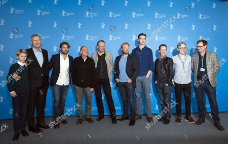 Editorial image of 'In Order of Disappearance' Film Photocall, 64th Berlinale International Film Festival, Berlin, Germany - 10 Feb 2014