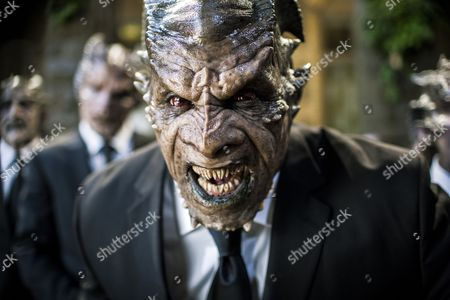 Stock Picture of I, FRANKENSTEIN, Kevin Grevioux