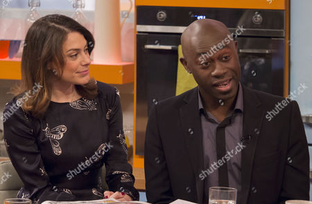 Editorial photo of 'Lorraine Live' TV Programme, London, Britain - 11 Feb 2014