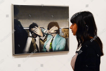Art work titled Swingeing London 67 (1968-9)  by artist Richard Hamilton