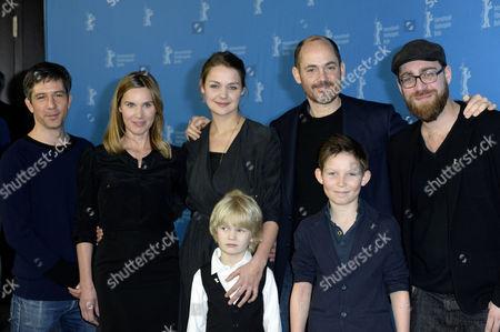Jens Harant, Nele Mueller-Stoefen, Edward Berger, Luise Heyer, Ivo Pietzcker, Georg Arms and Jan Krueger