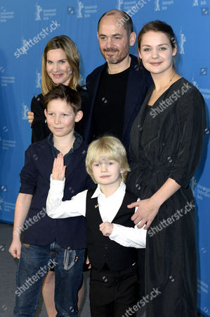 Nele Mueller-Stoefen, Edward Berger, Nele Mueller-Stoefen, Ivo Pietzcker and Georg Arms
