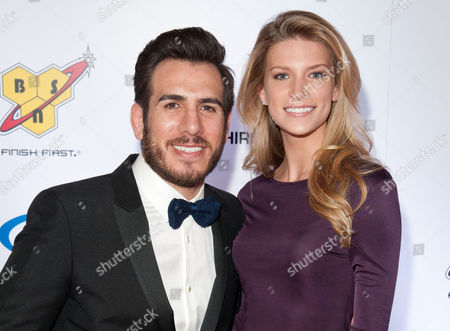 Stock Image of Kenny Florian and guest