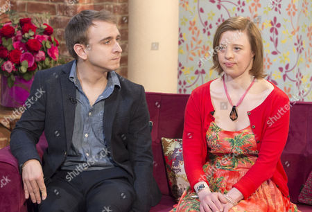 Colin Young and Sarah Gordy