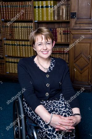Baroness Tanni Grey-Thompson DBE, former Paralympic gold medalist and Parliamentarian