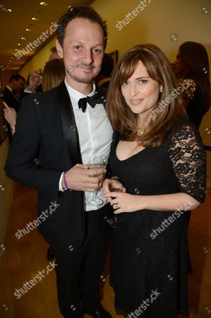Editorial picture of 'The Portrait Gala 2014: Collecting to Inspire' fundraiser, National Portrait Gallery, London, Britain - 11 Feb 2014