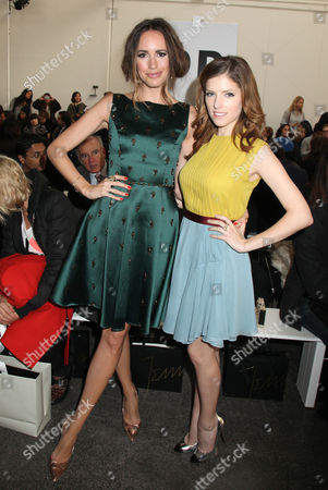 Louise Roe and Anna Kendrick