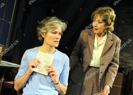 Janet Dibley And Paula Wilcox