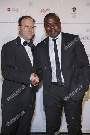Editorial image of Cinema for Peace Gala at the 64th Berlinale International Film Festival, Berlin, Germany - 10 Feb 2014