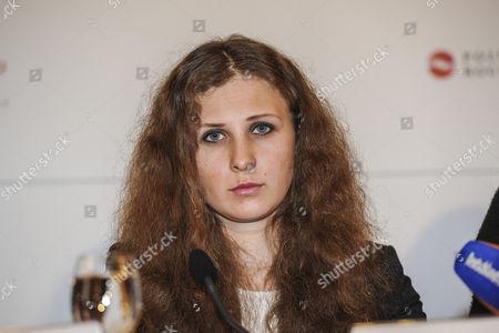 Stock Picture of Marija Aljochina