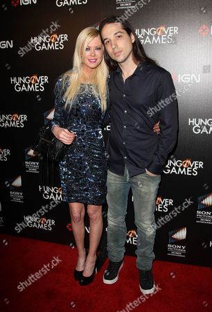 Editorial photo of 'The Hungover Games' film premiere, Los Angeles, America - 11 Feb 2014