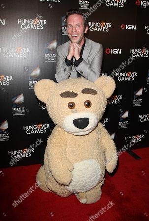 Teddy, Ben Begley