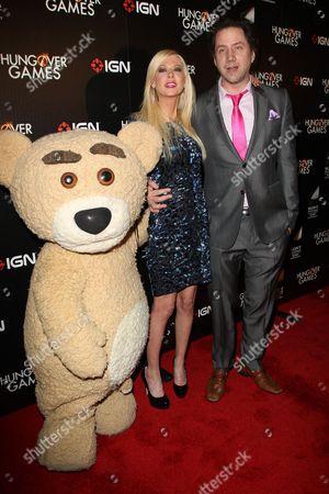 Teddy, Tara Reid, Jamie Kennedy