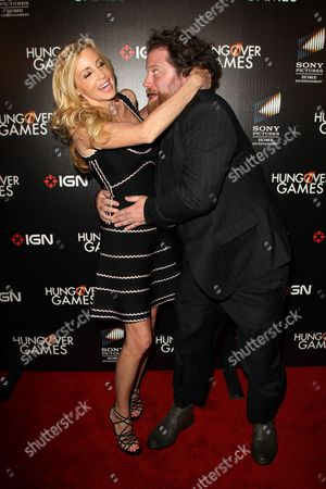 Editorial picture of 'The Hungover Games' film premiere, Los Angeles, America - 11 Feb 2014