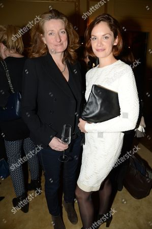 Stock Photo of Diana Phillips and Ruth Wilson