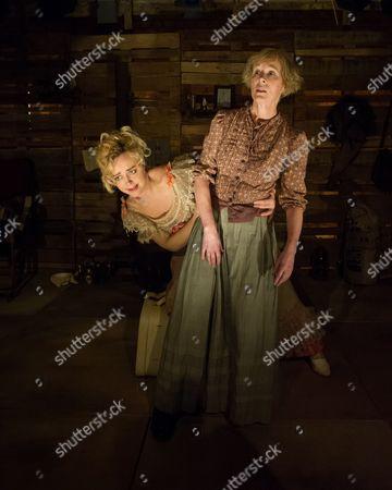 Angeline Ball and Geraldine Alexander