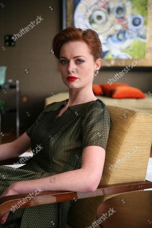 Stock Photo of Rosalind Halstead as Claudia Hardcastle