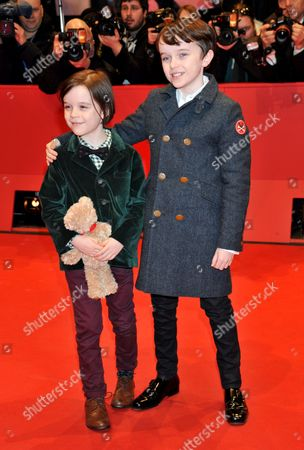 Editorial image of 'Aloft' film premiere, 64th Berlinale International Film Festival, Berlin, Germany - 12 Feb 2014