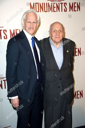 Robert M. Edsel with Harry Ettlinger, the last living contemporary witness and original member of the 'Monuments Men'