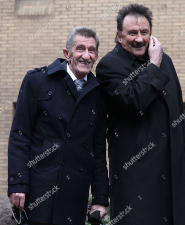 Witnesses, Chuckle Brothers, (Left) Barry Elliott and Paul Elliott