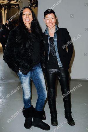Editorial picture of Rodarte Show, Autumn Winter 2014 Mercedes-Benz Fashion Week, New York, America - 11 Feb 2014