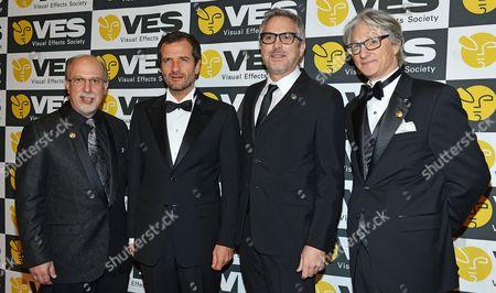 Eric Roth, David Heyman, Alfonso Cuaron and Jeffrey A. Okun
