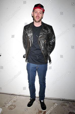 Editorial picture of International Fashion Showcase event, London, Britain - 13 Feb 2014